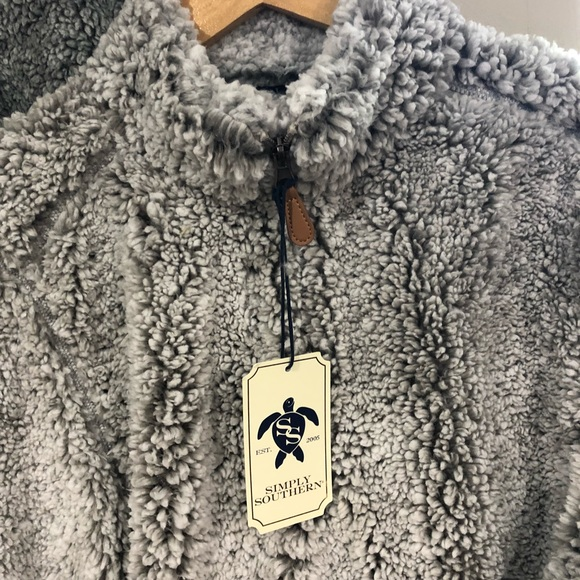 5cac858717 Simply Southern Jackets & Coats   Nwt Pullover   Poshmark